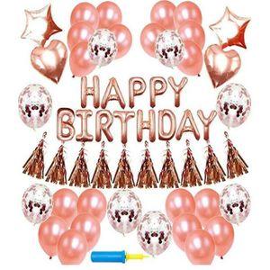 """12/"""" premium pearl//métallique fête d/'anniversaire ballons PARTYPRO ® bleu-cool"""