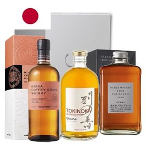 WHISKY BOURBON SCOTCH Coffret Fujiyama whisky japonais