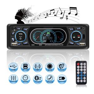 AUTORADIO Autoradio USB Bluetooth, MEKUULA Poste Radio Voitu