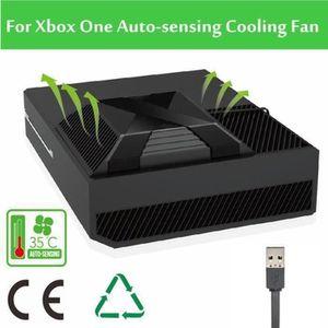 VENTILATEUR CONSOLE Ventilateur refroidissement automatique USB pour X