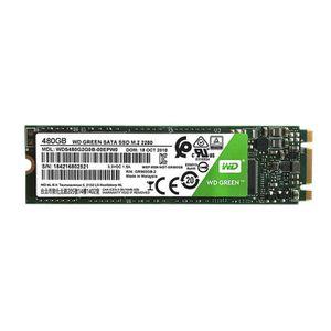 DISQUE DUR SSD Disque SSD WD Green 480 Go pour PC SSD SATA 6 Go -
