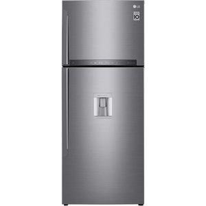RÉFRIGÉRATEUR CLASSIQUE LG GTF7043PS - Réfrigérateur congélateur haut - 43