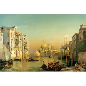 PUZZLE Puzzle 3000 pièces - Le grand canal de Venise