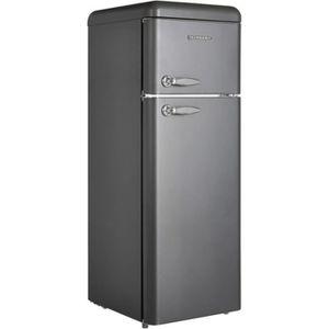 RÉFRIGÉRATEUR CLASSIQUE Réfrigérateur 2 portes Schneider SDD208VB • Réfrig