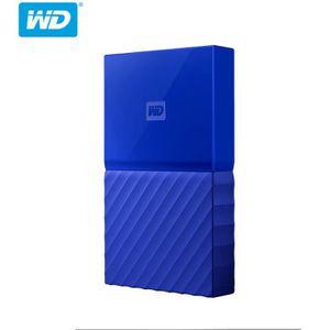 DISQUE DUR SSD Disque dur externe 2To - Western Digital My Passpo
