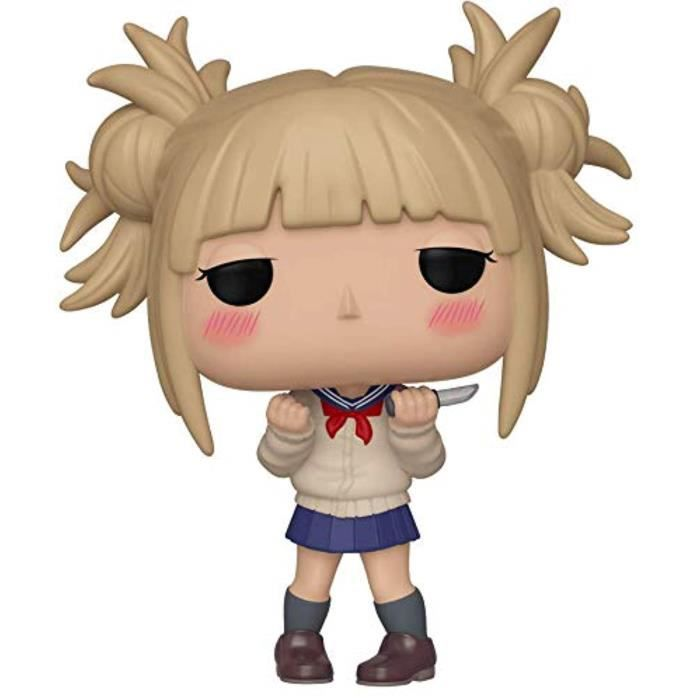 Figurine Miniature Q1Y7I My Hero Academia Himiko Toga Pop Figure (AAA Anime Exclusive