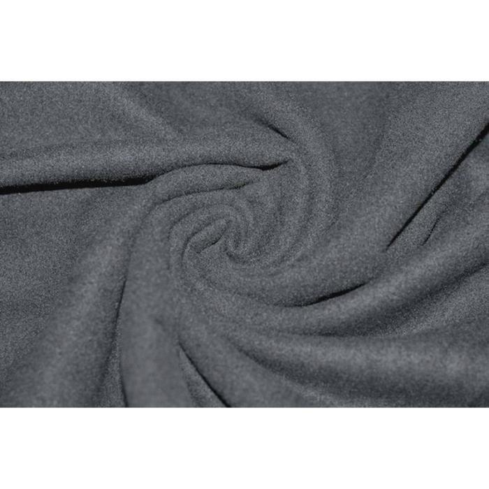 Tissu Caban Gris -Au Mètre