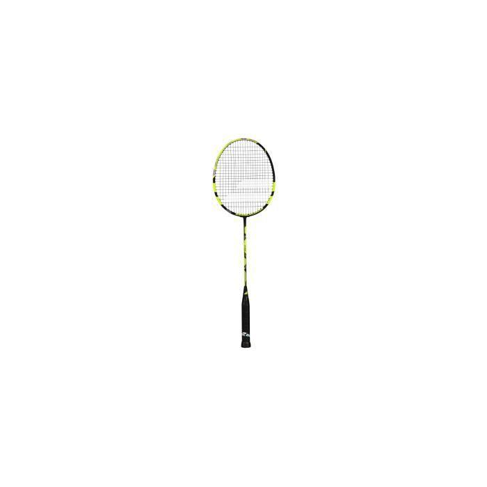 Raquette Badminton BABOLAT X-FEEL Lite Jaune / Noir (85 g) 2019