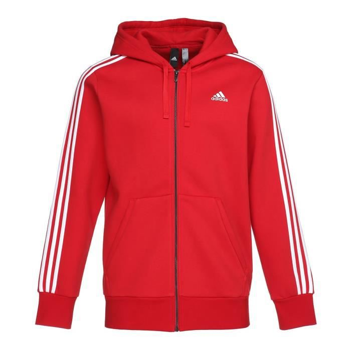 ADIDAS ORIGINALS Sweat à capuche - Homme - Rouge