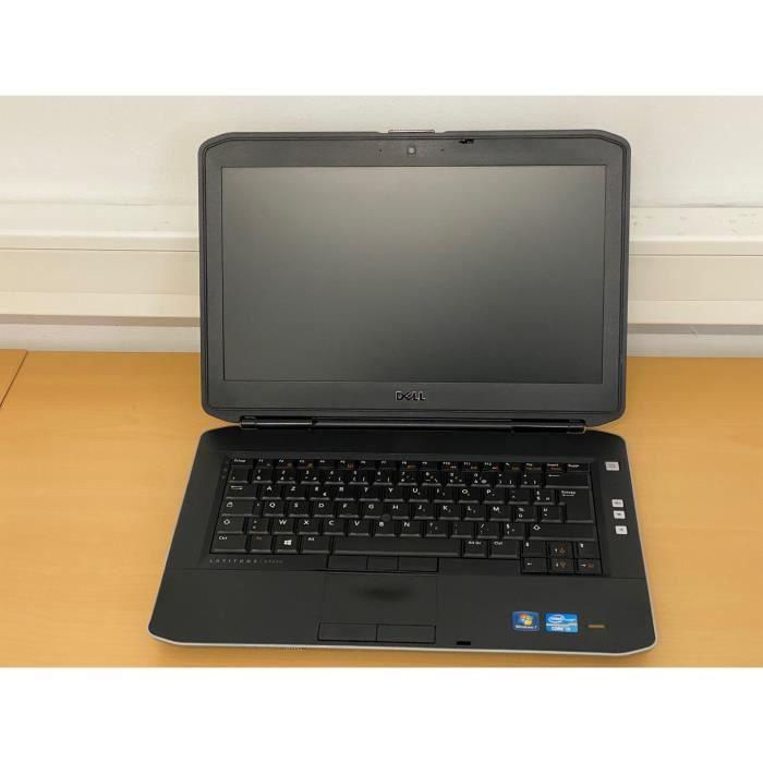 DELL E5430 8Go 500Go WINDOWS 10 Pro GRADE D