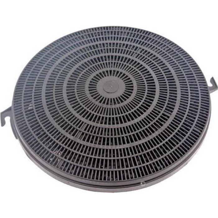 Filtre charbon type 211 CHF211 (37245-687) - Hotte - FAURE, ARTHUR MARTIN ELECTROLUX, FAGOR, CANDY, ARTHUR MARTIN, BRANDT,