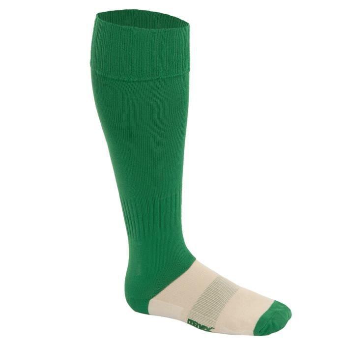 Chaussettes de football Verte Montante Max Foot Australia Adulte Enfant