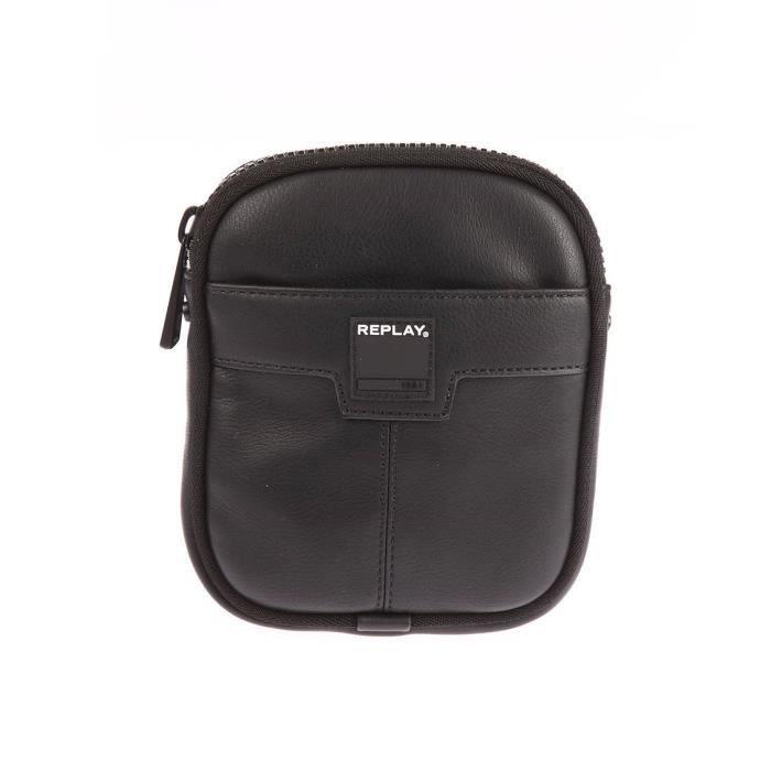 Replay - sacs Noir