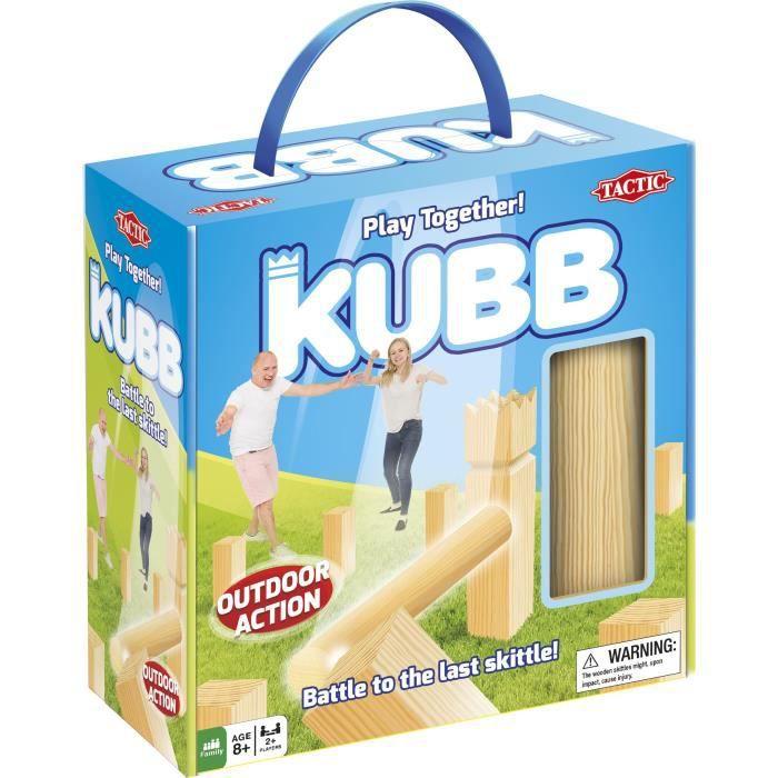 TACTIC - Kubb