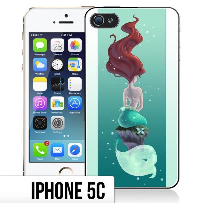 Coque iPhone 5C Ariel La Petite Sirene