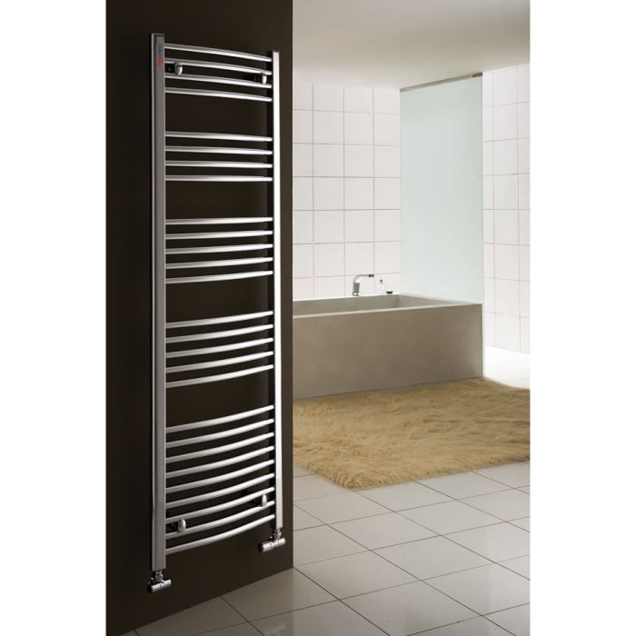 radiateur s che serviettes eau chaude cintr achat. Black Bedroom Furniture Sets. Home Design Ideas