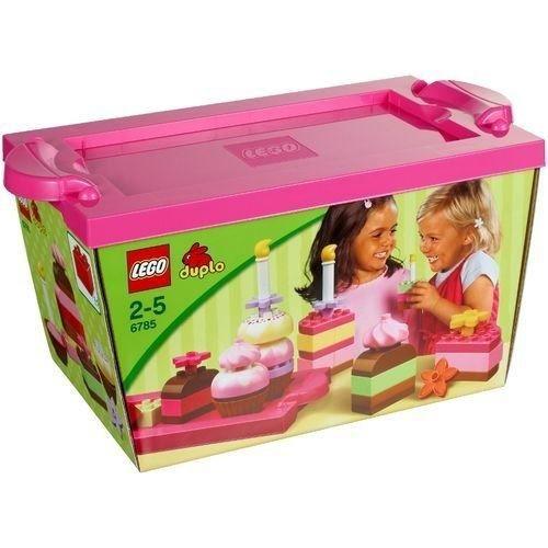 UNIVERS MINIATURE LEGO DUPLO BRIQUES - 6785 - JOUET D'EVEIL - SET…