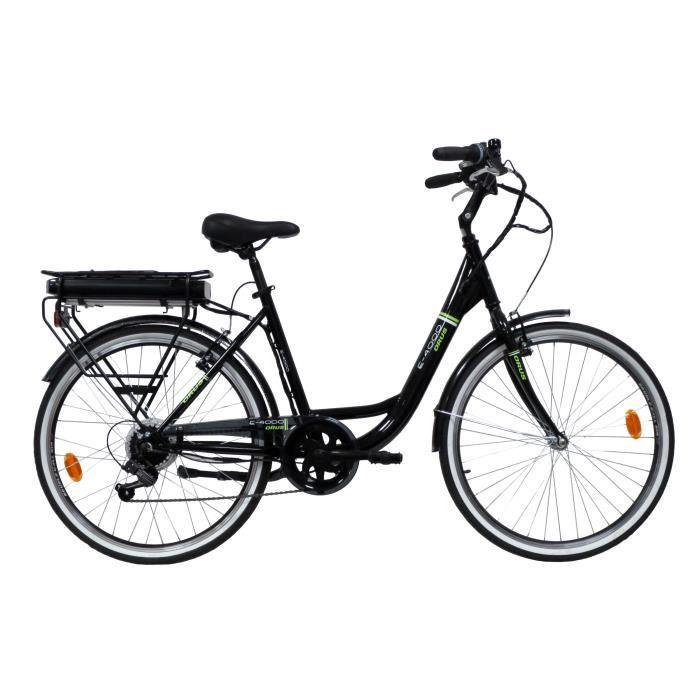 VÉLO ASSISTANCE ÉLEC ORUS Vélo électrique E 4000 - Batterie Samsung 8AH
