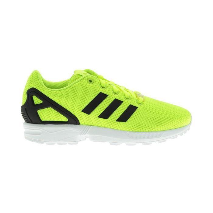 adidas zx flux jaune
