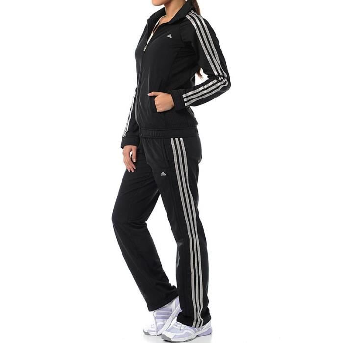 survetement adidas femme achat vente pas cher cdiscount. Black Bedroom Furniture Sets. Home Design Ideas