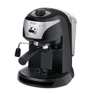 MACHINE À CAFÉ MACHINE EXPRESSO COMBINE 15 BARS BLACK MEGA PROMO