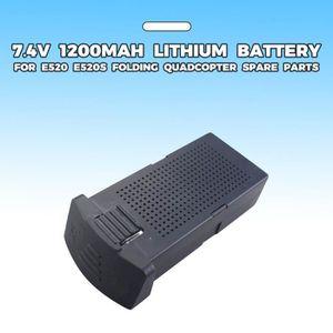 PIÈCE DÉTACHÉE DRONE 7.4V 1200mAh Batterie au lithium pour E520 E520S p