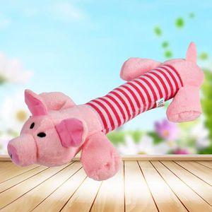 PELUCHE POUR ANIMAL Pour les jouets de chien Pet chiot Chew Squeaker S