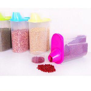 BOULE À RIZ - ÉPICES Boîtier de boîte progressive pour les aliments de
