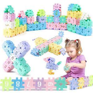 HAND SPINNER - ANTI-STRESS Jeu de Construction Puzzle 3d Enfants 110pcs Bloc