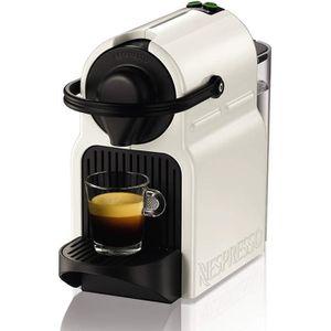 CAFETIÈRE - THÉIÈRE Nespresso XN 1001 Inissia Nespresso blanc, 0.8L, 1