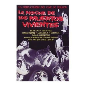 DVD FILM La nuit des morts-vivants (Night of the Living Dea