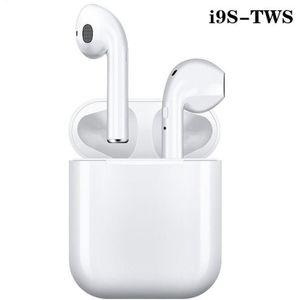 OREILLETTE BLUETOOTH i9s Tws Casque Sans Fil Bluetooth 5.0 Écouteur Min