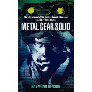 LIVRE SCIENCE FICTION Metal Gear Solid - Raymond Benson