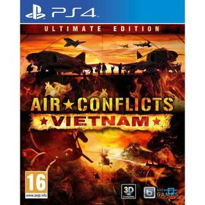 JEU PS4 AIR CONFLICTS : VIETNAM
