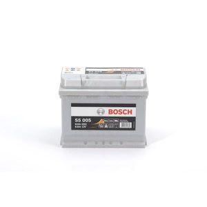 BATTERIE VÉHICULE BOSCH Batterie Auto S5005 63Ah 610A / + à droite