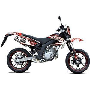 Moto 50cc route neuve