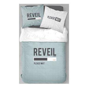 HOUSSE DE COUETTE ET TAIES TODAY Parure de couette 100% coton Enjoy RELAX REV