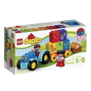 JEU D'APPRENTISSAGE LEGO Duplo Mon premier tracteur 10615 apprentissag