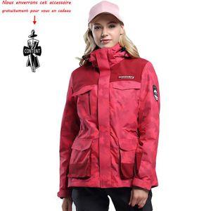 BLOUSON DE SKI Blouson de ski Femme Veste de ski Shadow Femme Rés