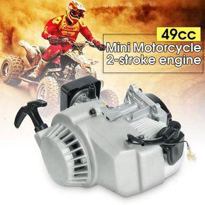 DEMARREUR NEUFU 2 Course Moteur 49cc 50cc Mini Pocket Lanceu