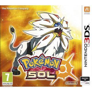 JEU 3DS Sun Pokémon 3DS - 93011