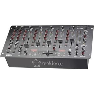 TABLE DE MIXAGE Tables de mixage encastrables 19
