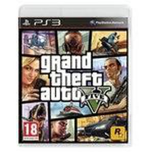 JEU PS3 GRAND THEFT AUTO V (PS3)…