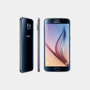SMARTPHONE RECOND. Samsung Galaxy S6 Noir 32 Go Reconditionné à neuf