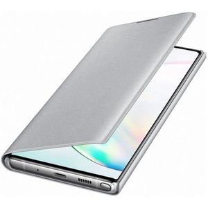 HOUSSE - ÉTUI LED View Cover Silver Note10+