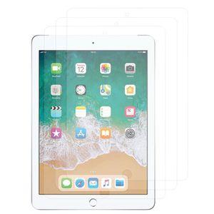 ACCESSOIRES SMARTPHONE Pour Apple iPad 9.7 (2018): Lot - Pack de 3x Films
