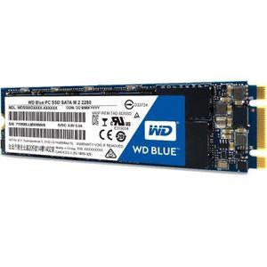 DISQUE DUR SSD WESTERN DIGITAL - WESTERN DIGITAL WDS100T1B0B SSD