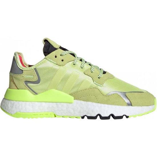 chaussure adidas femme jaune