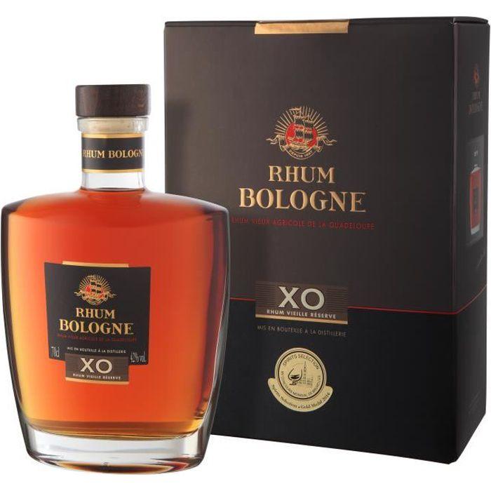 Bologne - Vieux XO - Rhum - 42.0% Vol. - 70 cl - Achat / Vente ...
