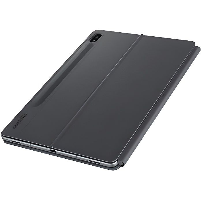 HOUSSE TABLETTE TACTILE Housse de Protection Book cover keyboard - Gris